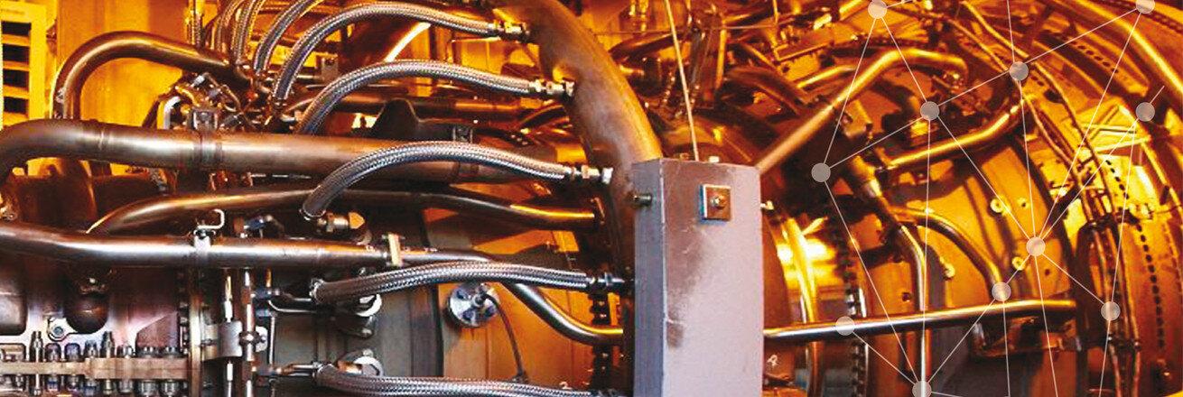 Gas turbine hoses